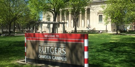 Rutgers Mba Camden by Rutgers Camden Receives Charter For National
