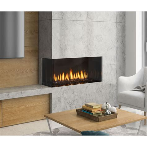 Gas Fireplaces Chicago by Cc40le Chicago Corner Gas Fireplace Four Seasons Air