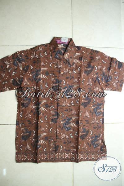 Hem Batik 10 baju batik lengan pendek anak cowok umur 8 hingga 10 tahun
