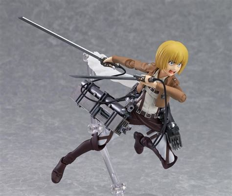 Kaos Hiro New Superman Limited crunchyroll quot attack on titan quot armin featured in new figma previews and adorable cd cover