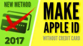 make a apple id without credit card make apple id without credit card new method