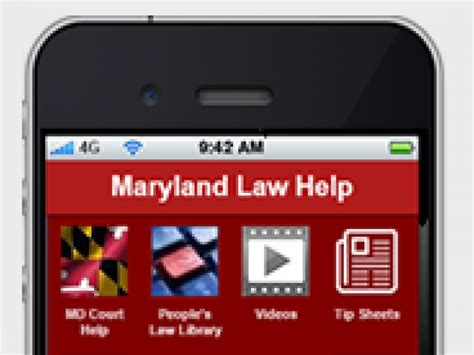 Md Judiciary File Search Maryland Centralizes District And Circuit Court Self Help While Expanding Phone And