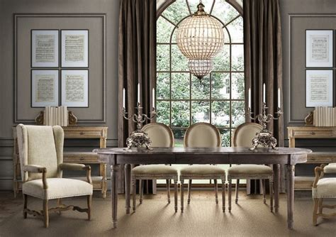 Dining Room Inspirations by 10 Vintage Outstanding Dining Rooms
