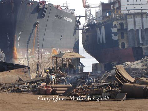 boat salvage laws uk legal issues and arrest of scrap ships can sour deals for