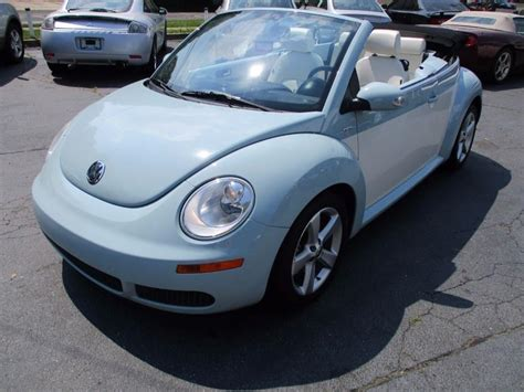 2010 Volkswagen Beetle Convertible by 2010 Volkswagen Beetle Convertible For Sale 171 Used Cars