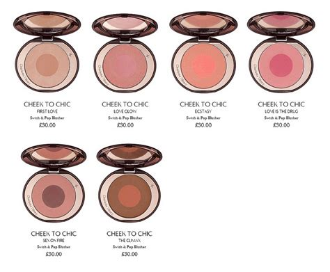 Tilbury Cheek To Chic Blush 1 usd 71 25 tilbury ct cheek to chic blush taobao tmall