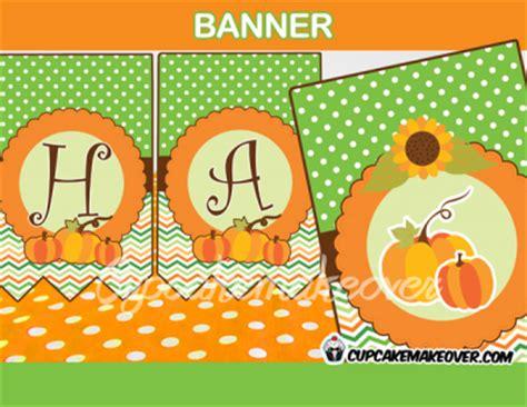printable pumpkin banner 122 pumpkin printable banner