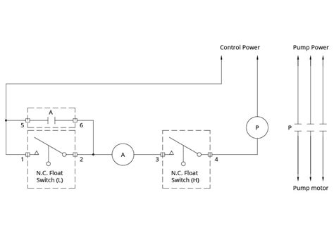 wiring diagram for float switch wiring diagram for wall