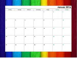 Kalender 2018 Lernen Kostenlose Kalendervorlagen 2016 Office Lernen