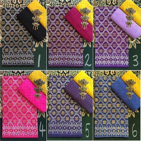 kain batik pekalongan batik prada bintang kombinasi