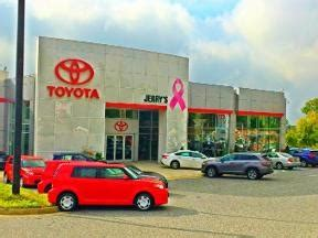 Toyota On Belair Rd Jerry S Toyota In Baltimore Md 21236 Citysearch