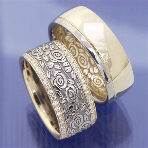 Eheringe Silber Gold by Frisch Trauringe Silber Und Gold Website