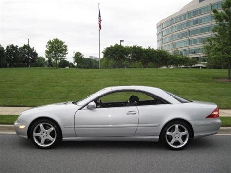 2001 mercedes benz cl 2001 mercedes benz cl for sale to buy or purchase classic cars for