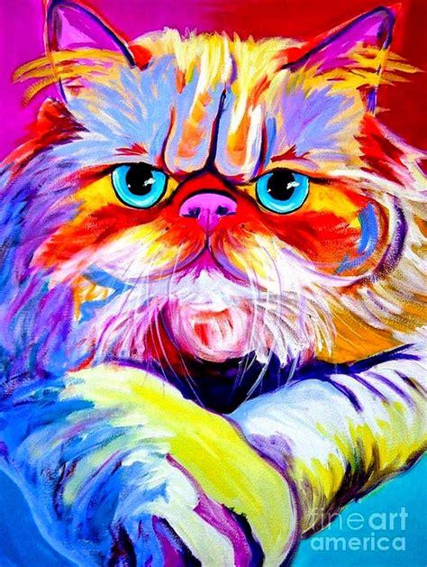 imagenes artisticas de gatos pintura moderna y fotograf 237 a art 237 stica cuadros de gatos