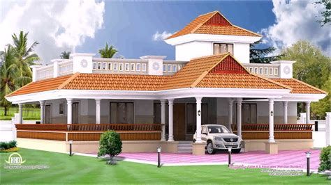 house design kerala youtube kerala style house plans nadumuttam youtube