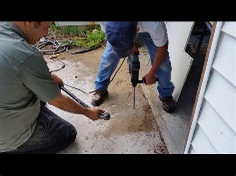 apply termidor  tauros   concrete slab  kill