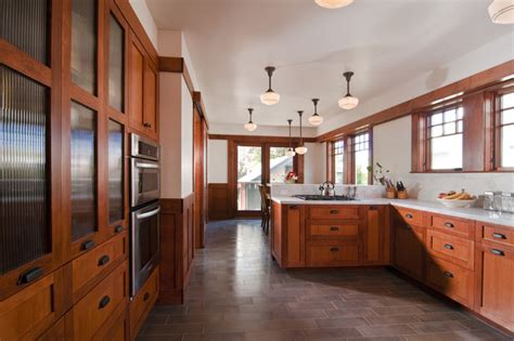 Balinese Kitchen Design Bali Construction Craftsman Kitchen San Francisco By Bali Construction
