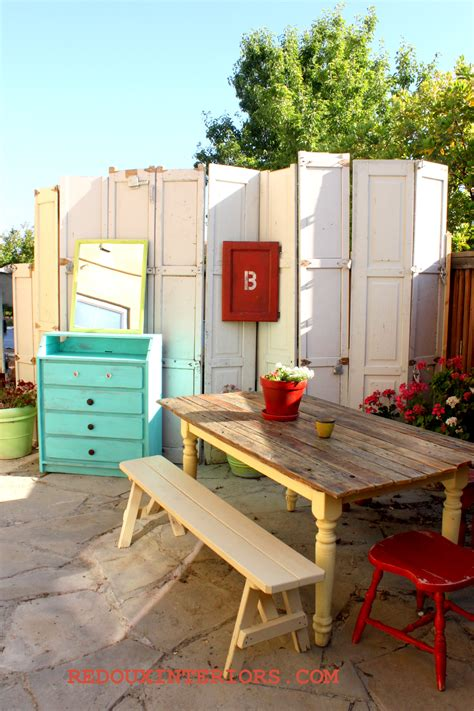 how to re decorate the outside of your dolls house youtube garden decorating with junk ideas redoux style