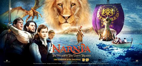 narnia film gratuit narnia the voyage of the dawn treader movie review