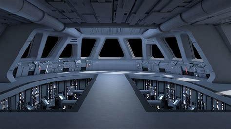 Wars Interior by Imperial Destroyer Exact Bridge Location Science
