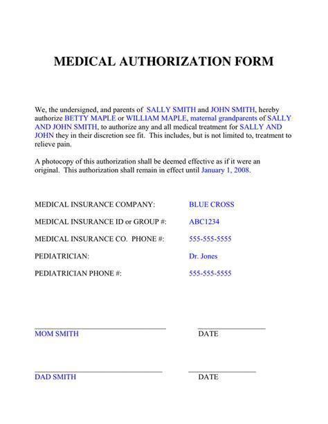 17 parental consent form template consent letter sle