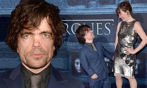 peter dinklage dead or alive game of thrones peter dinklage looks so in love with wife