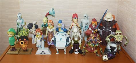 Papercraft Collection - papercraft collection ix by avrin on deviantart