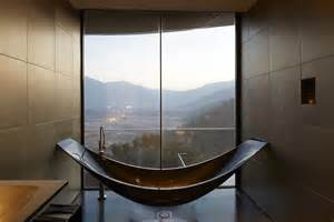 Resorts With Outdoor Showers - bathroom design top 10 hotel bathrooms photos architectural digest
