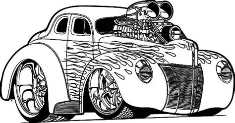 coloring pages hot rod cars hot rod cars 1936 chevy hot rod cars coloring pages