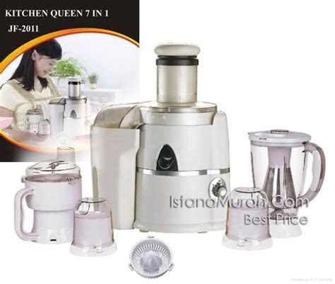 Juicer Murah power juicer kitchen 7 in 1 murah 490 ribu djawir