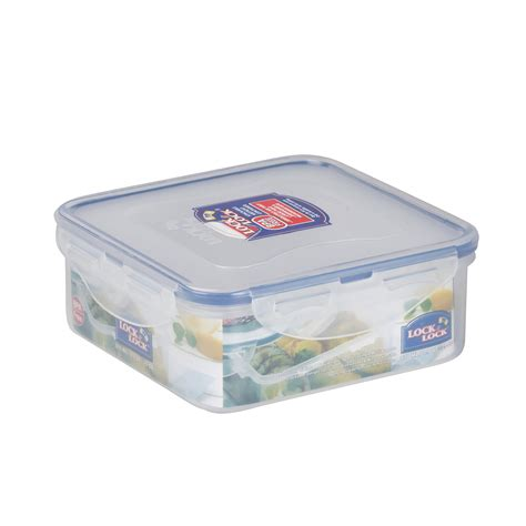 Tupperware Lock And Lock lock and lock plastic food storage container