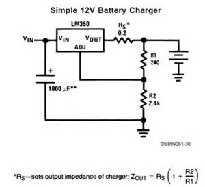 schematics diagrams 12v 3a battery charger schematic