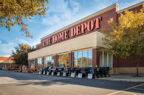 the home depot hendersonville tn business information