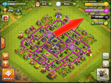 coc hack how to hack clash of clans to get free gems coc free gems free clash of clans gems hack