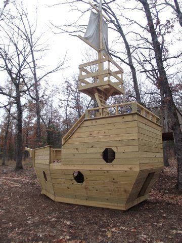 wooden pirate ship playhouse play houses playhouse