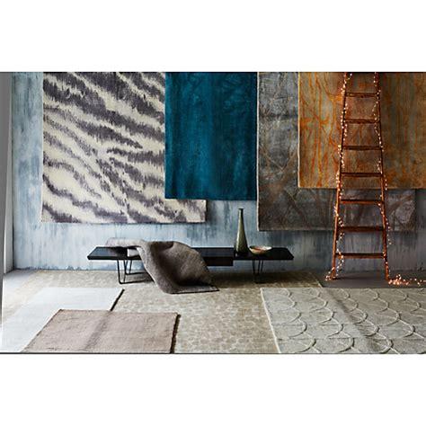 west elm zebra rug buy west elm diffused zebra printed rug platinum lewis