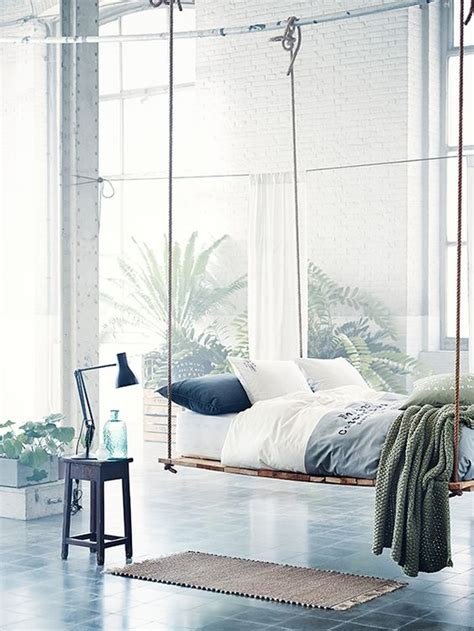 hanging beds for bedrooms 20 comfortable hanging beds for ultimate relaxation shelterness