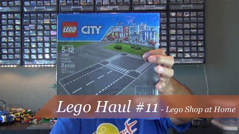 lego haul 11 lego shop at home