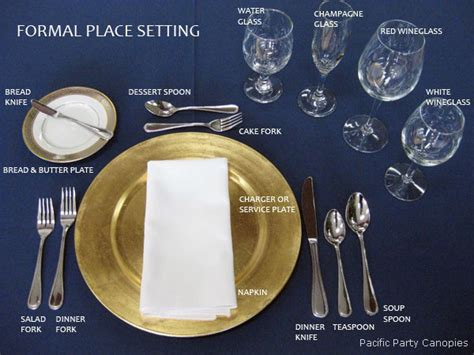 formal table setting place settings photo galleries burlington bellingham