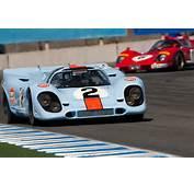 Porsche 917K  2009 Monterey Historic Automobile Races