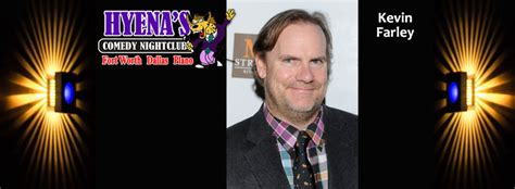 kevin farley at hyena s comedy club plano central track