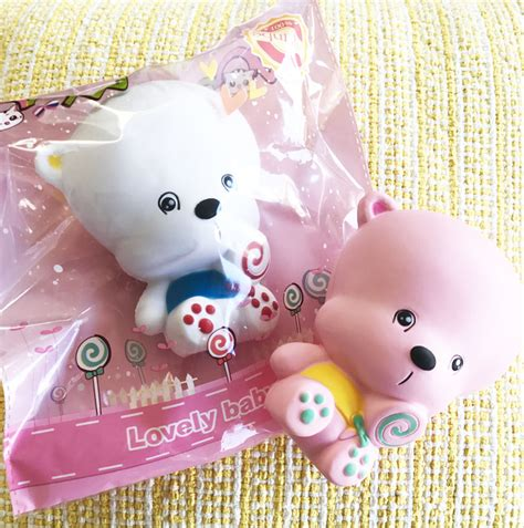 Squishy Licensed licensed lollipop polar squishy creamiicandy shop squishies best squishy shop