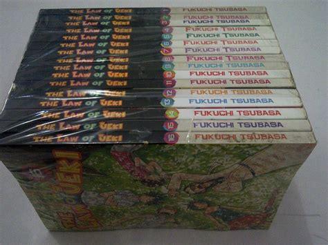 Bursa Komik 2nd Komik The Impeccable Iii the of ueki 1 16 t x renal fukuchi tsubasa 9 500 152 000 sold