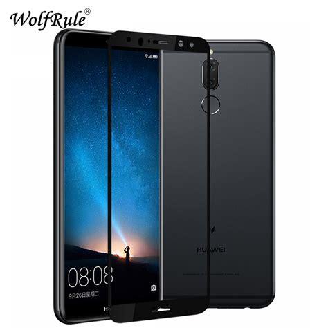 Terbaik Tempered Glass Huawei 2i Cover Screen Protector Kaca 2pcs screen protector huawei mate 10 lite glass maimang 6 tempered glass sfor huawei mate 10
