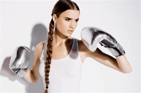 Hairstyles For Working Out by 6 Best Hair Styles For Working Out Well