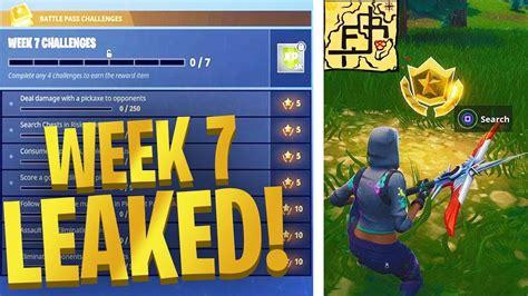 fortnite week 7 challenges fortnite week 7 challenges guide fortnite week 7 leaked