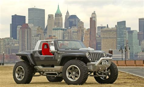jeep hurricane engine jeep hurricane concept 4x4 with two hemi engines cars