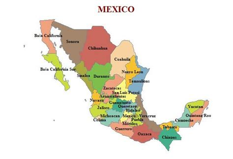 Mexico Search Engine Mexico Map Driverlayer Search Engine