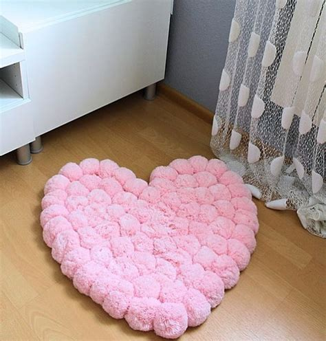diy bedroom rug pom pom rug rug room rug baby by pompommyworld shells shower