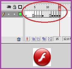 membuat video animasi dengan macromedia flash cara membuat gambar berkedip atau efek blink dengan